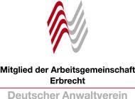 Logo der Arbeitsgemeinschaft Erbrecht im Deutschen Anwaltsvereins