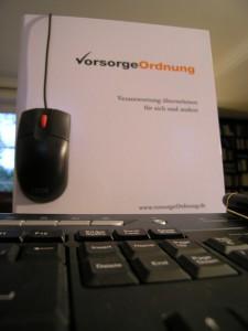 Vorsorgeordner -digital